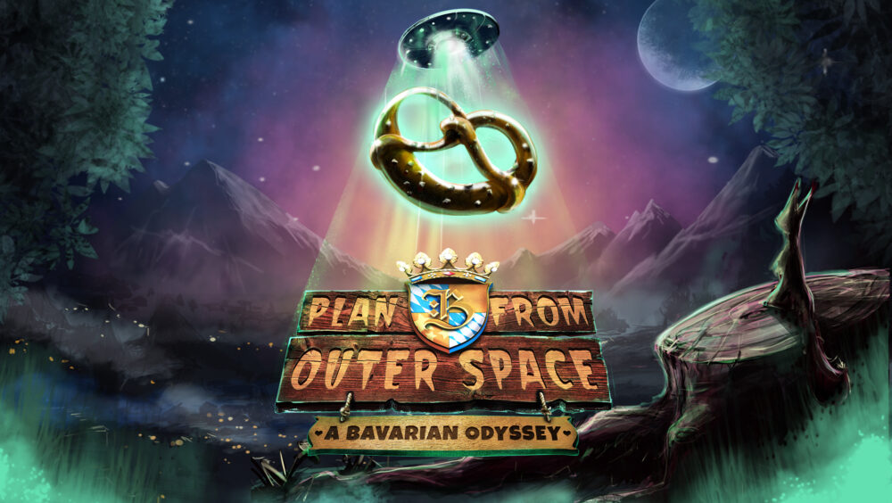 Plan B From Outer Space A Bavarian Odyssey