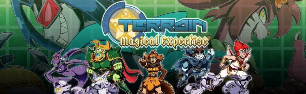 RPG Terrain of Magical Expertise