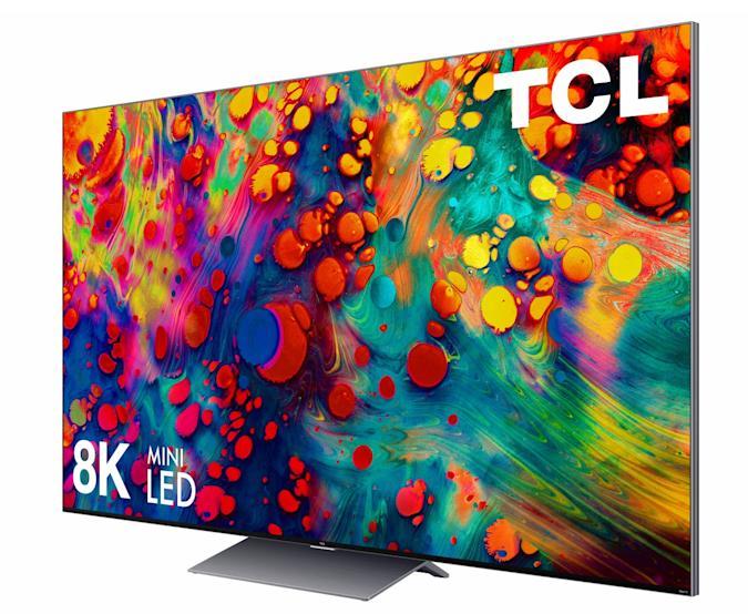 TCL to introduce the 2021 X Series Mini LED 8K TV