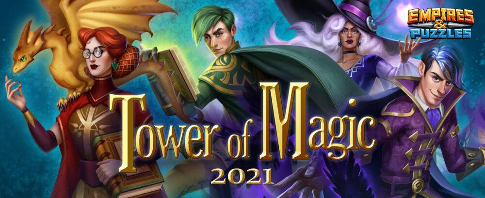 Empires & Puzzles Tower of Magic Event