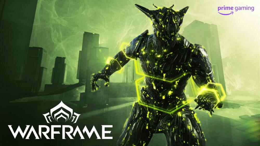 Warframe Prime Gaming Verv Ephemera Logo