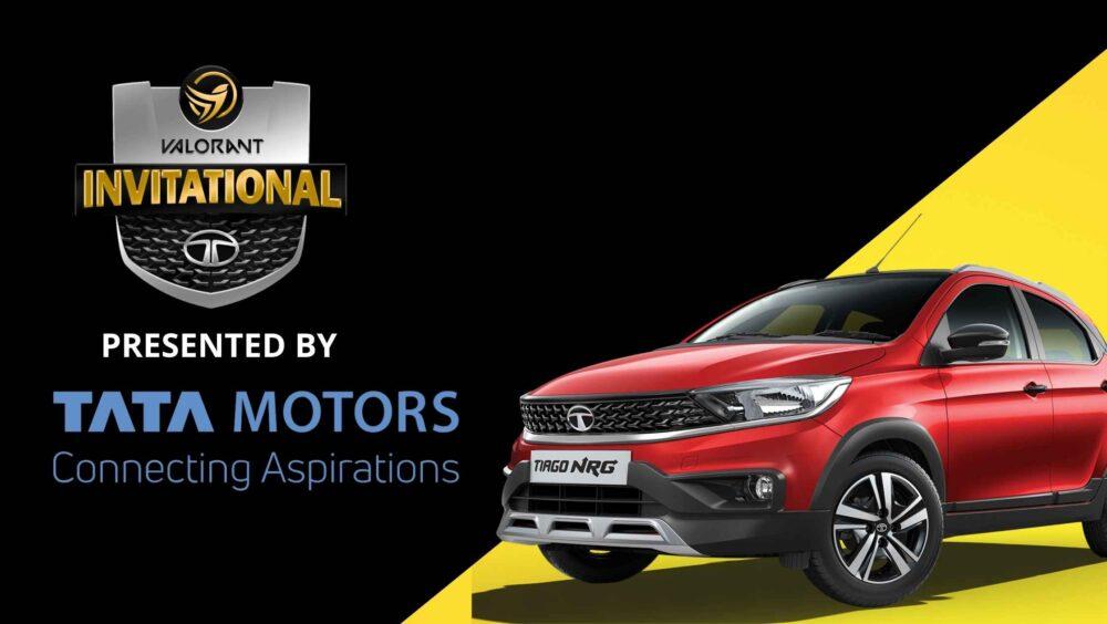 Tata Motors to Sponsor Yuvin Valorant Invitational