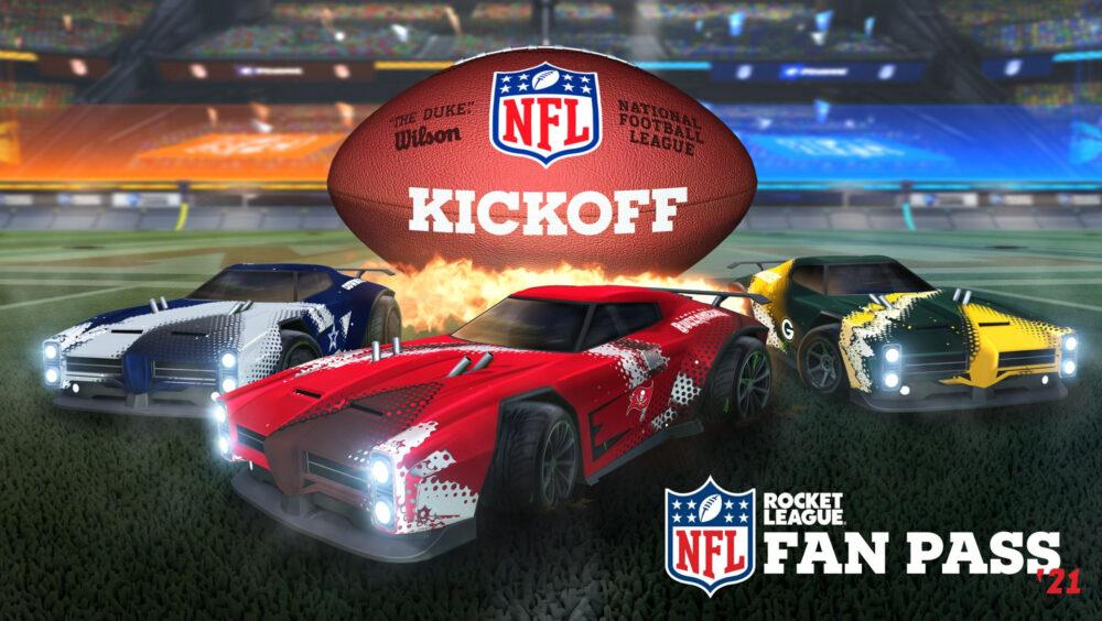 nfl rocket league
