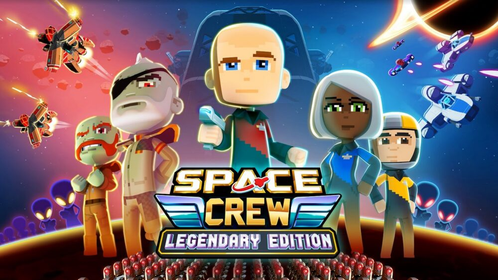 Space Crew Legendary Edition