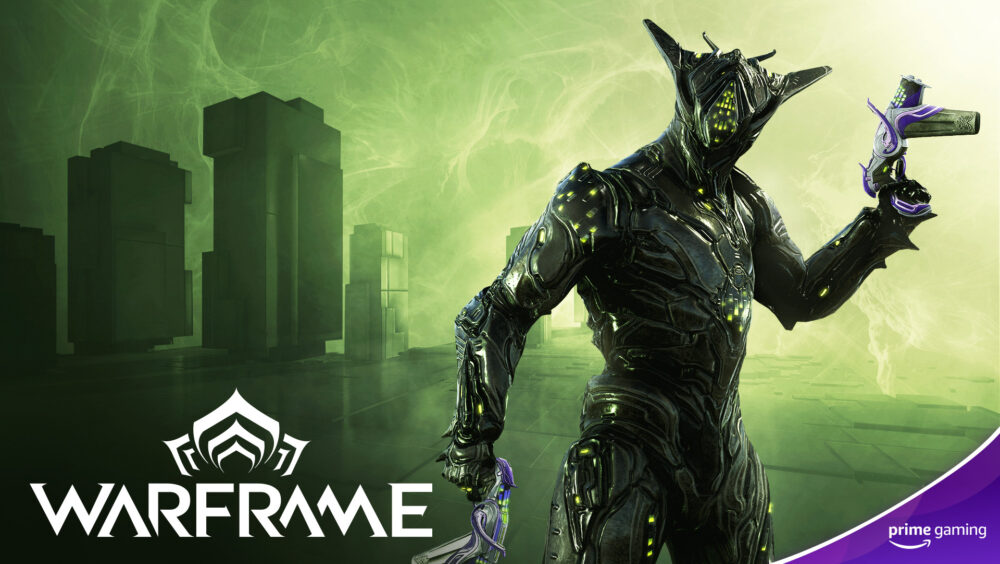 Warframe Free Verv Furis Weapon Pack Released,Digital Extremes, Amazon Prime