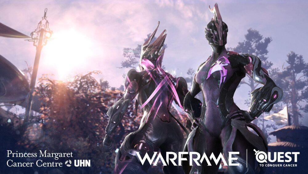 warframe quest